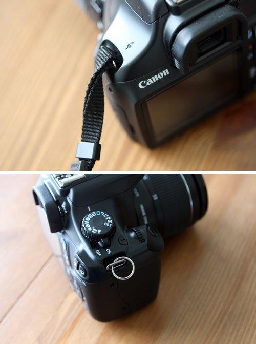 摄影DIY 自制个性时尚相机带很简单