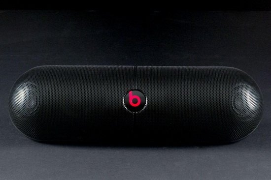 Beats大号版胶囊蓝牙音箱试用 音量大续航长