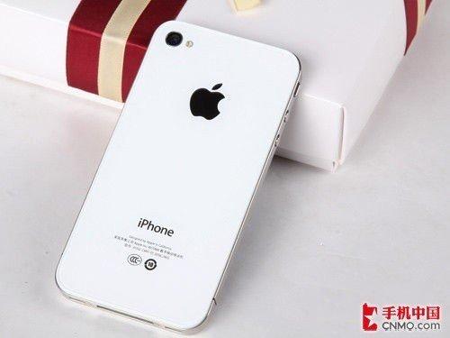 美版白色iPhone 4最超值 完美触控机