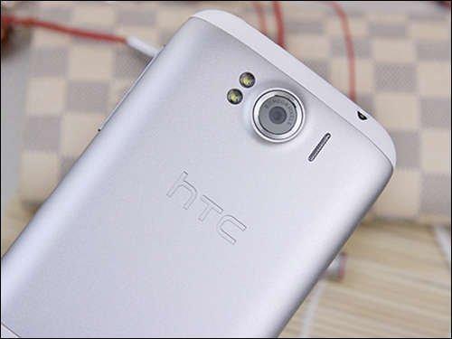 1.5GHz大屏 HTC Sensation XL仅1830元
