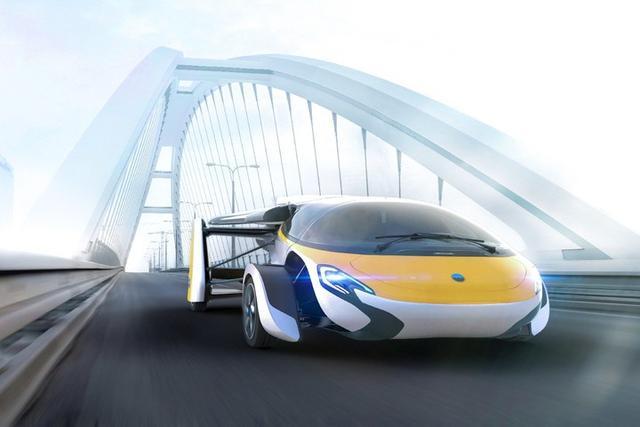 世界首辆飞行汽车下周亮相 年内开始预购