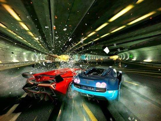 狂野飙车8试玩视频曝光 增加赛道飞行元素