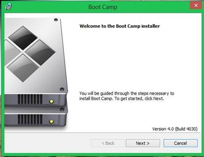 No support? No problem! Installing Windows 8 on a Mac with Boot Camp