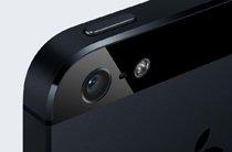 iPhone5的镜头