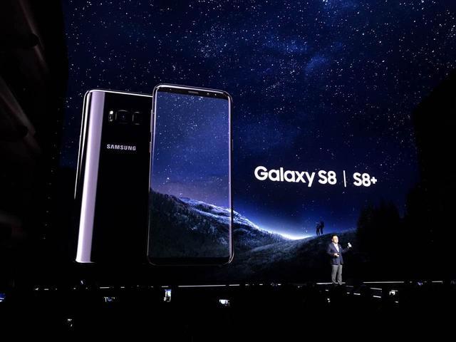 【壁上观】三星S8才是全面屏的终极形态