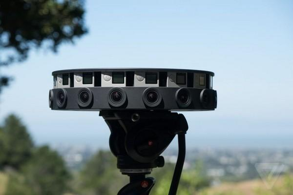 GoPro正式推出VR相机 售价高达100000元