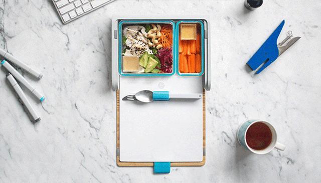 撩学妹必备的午餐盒 吃个饭你也能成为焦点