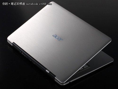 宏碁Ultrabook全球首测 易用性良好
