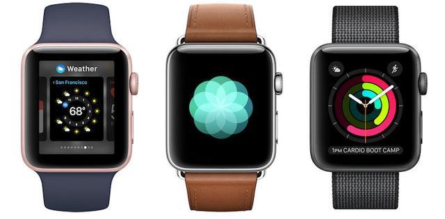 新款Apple Watch秋季来?性能提升其他没变化