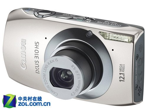 大光圈卡片相机 佳能IXUS310送卡2200