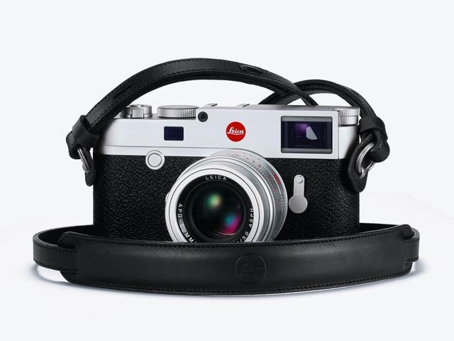 莱卡推出M10全幅相机 不能拍视频价格还特贵