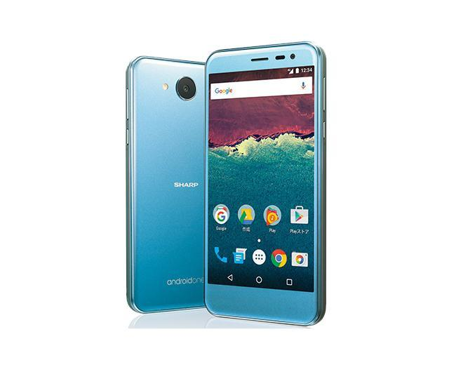 防尘防水!谷歌联合夏普推Android One新机