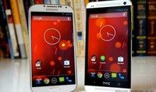 原生Android版S4和HTC One获Android 4.3更新