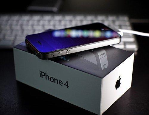 四大步骤  iPhone4新旧版本鉴别方法