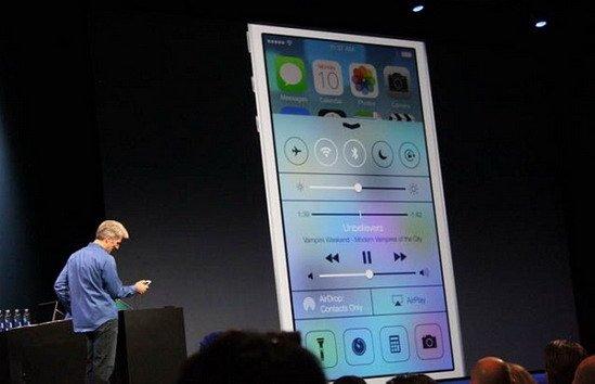 苹果iOS 7系统十大新特性汇总