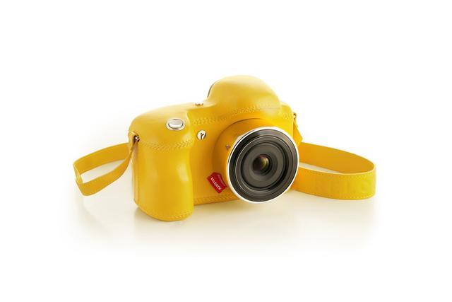 真正的傻瓜相机 拍照修图上传只需一键就能完成
