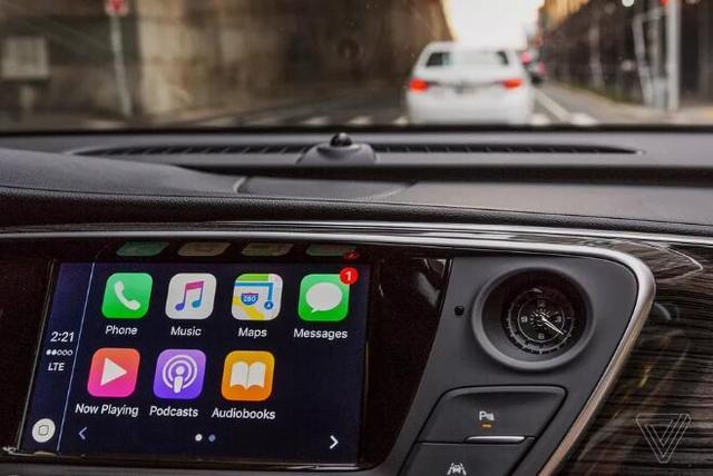 车企怕苹果和谷歌搞事?只是担心数据控制权