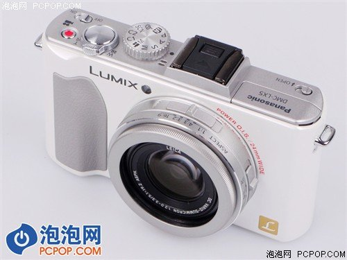 1/1.63英寸CCD传感器 松下LX5有优惠