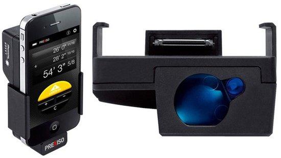 创新应用14期:让iPhone发射激光测量距离