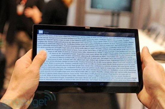 2013年笔记本及平板新技术预览屏幕变化最惹眼