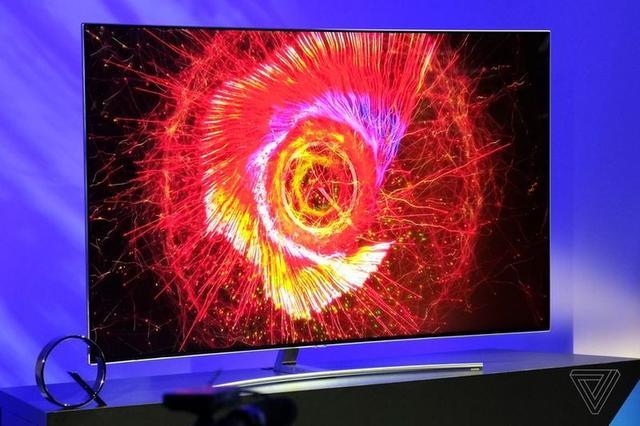 2017款三星QLED电视开始预订 起售价2500刀
