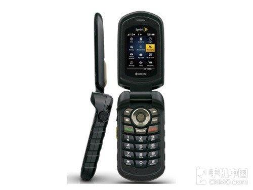 翻盖手机也防水 京瓷新机美国低价上市