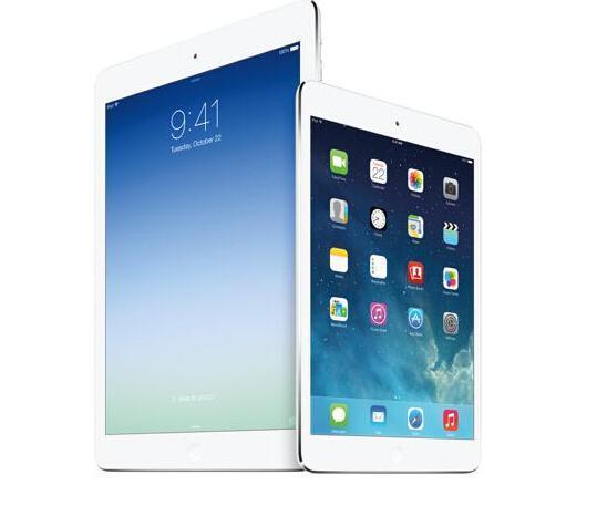 傳iPad Air 2本月生產秋季發布 配A8處理器