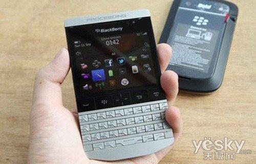 6日行情:保时捷黑莓手机售16800元