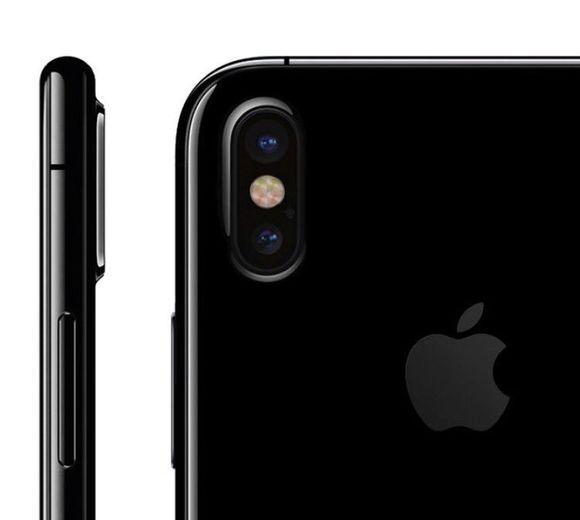 网曝iPhone 8主板示意图 两块电池20分钟充满电