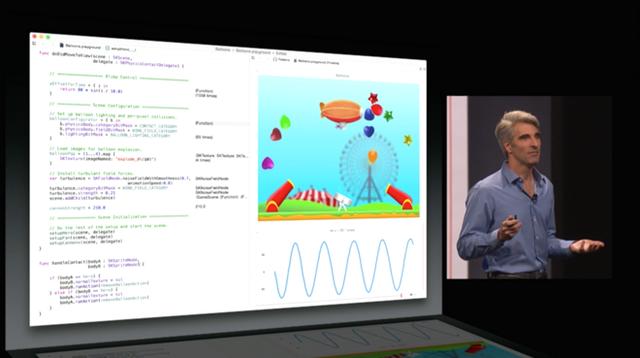 苹果为开发者推出Swift编程语言 更快更便捷