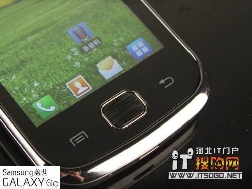 入门实惠安卓机 三星 S5660现售800元