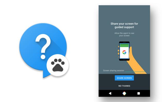 传谷歌将发布Nexus设备屏幕实时共享功能