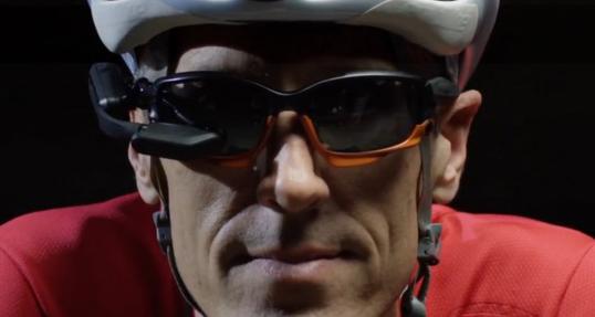 跟着谷歌的脚步走 佳明推骑行版Google Glass
