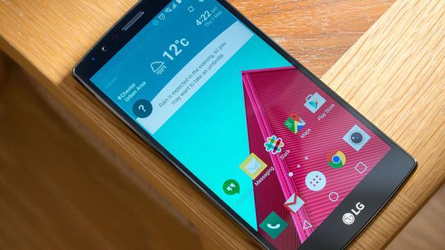 """LG G6多核跑分略""""辣鸡"""" 这锅要应该配置背"""