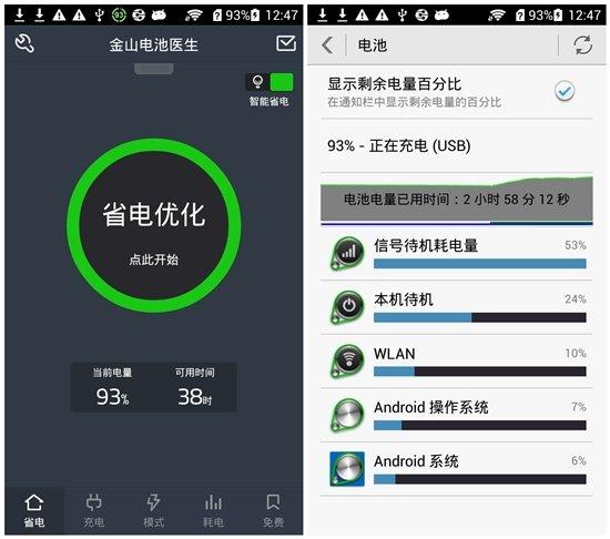 华为荣耀3c评测:红米最强对手 性价比不俗