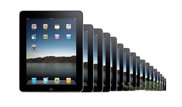 市场萎靡 iPad昔日绝对霸主地位已不复存在
