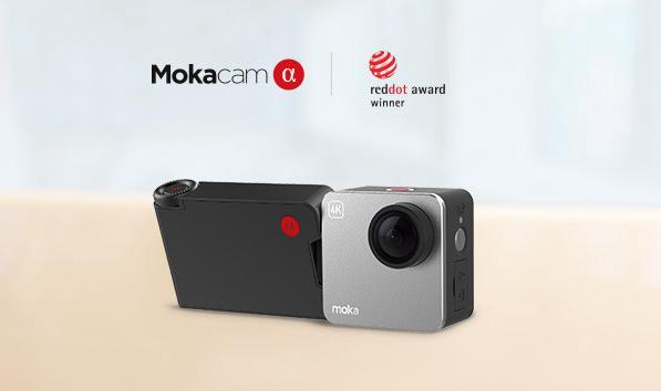 这款4K相机不仅小巧 外接手柄内置屏幕也棒棒哒