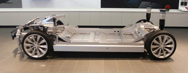 【汽车解码】特斯拉Model S底盘深度解读