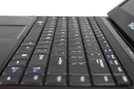 键盘手感相对出众,长时间使用仍有疲劳感