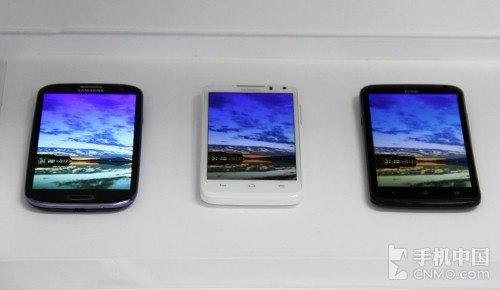 四核巅峰视觉盛宴 三星S3屏幕对比评测