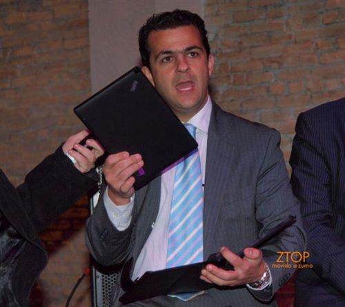 ThinkPad平板真机亮相 7月499美元开卖