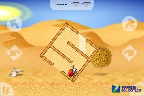 ...游戏的大多数时间里虫虫都在摆弄它的盒子但是一旦离开盒子...