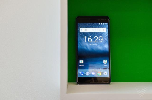 诺基亚发布三款Android中端机 还有复活的3310