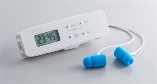 告别恼人的闹铃声 可以叫你起床的闹钟耳机