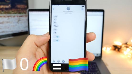 收到这条信息千万别打开 能让iOS 10设备死机