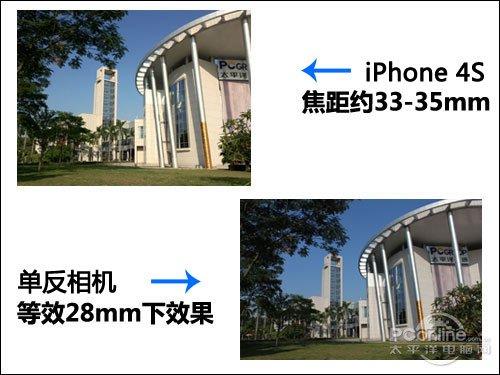 iPhone 4S/新iPad拍照对比 800万更优秀