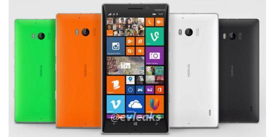 诺基亚Lumia 930开始推送WP8.1 Update 1更新