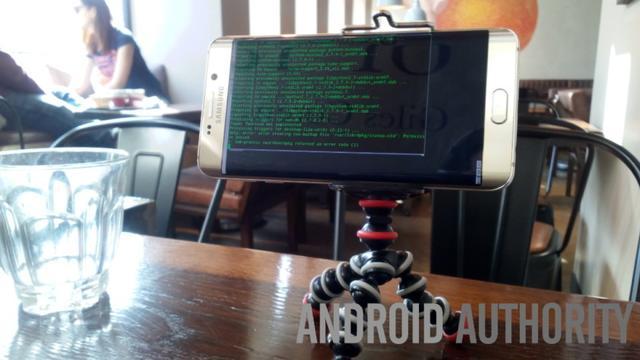 在Android手机上安装Linux 自由自在地工作
