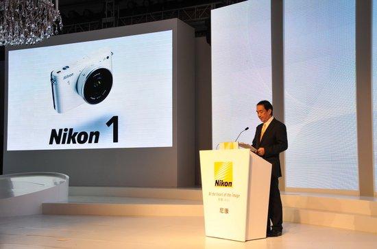 """开启全新影像之门 """"尼康 1""""相机发布"""