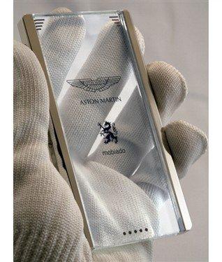 阿斯顿马丁奢华概念手机CPT002